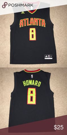 9af7dca1293b ATL Hawks Jersey Howard Jersey. Size M adidas Other