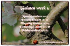 Galaten week 1