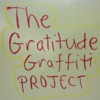 Gratitude Graffiti Project