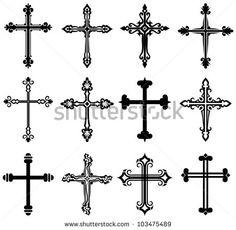 cross vector free clip art cross stock photos illustrations and rh pinterest com vector roses vector crossword clue