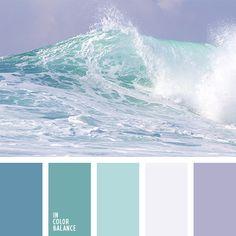Craft room colors palette grey 29 ideas for 2019 Colour Pallette, Color Palate, Colour Schemes, Color Combos, Ocean Color Palette, Ocean Colors, Bedroom Color Palettes, Paint Color Palettes, Beach Color Schemes