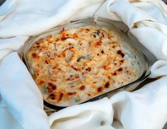 Chicken Divan made with non-processed foods!