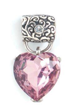Pink heart enhancer