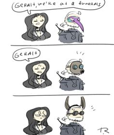 The Witcher 3, doodles 281 by Ayej