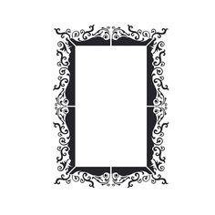 cadre baroque a imprimer envoyer un ami imprimer cadre pinterest baroque. Black Bedroom Furniture Sets. Home Design Ideas