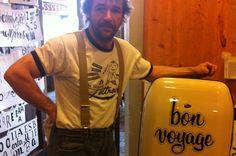 Pierre Tardif Sign Painter