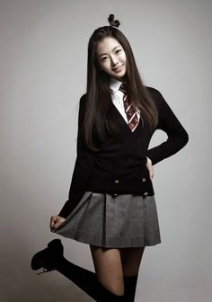 Official Korean Fashion : Korean School Uniform                              …