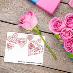 Custom Wedding Stamp Save the Date Stamp Valentines Day Gift Rose and Leaf Pattern Heart Shape Love Wedding Invitation Self Inking Stamper Seal