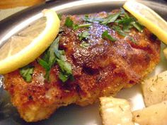 There and Back Again: Ina Garten Preview—Chicken Piccata