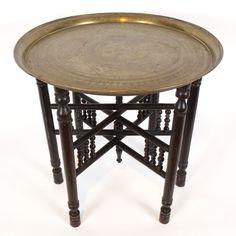 Twelve Chairs - Boston based company!  Vintage Folding Table