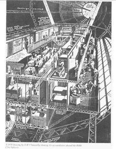 R-101 deck plan