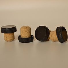 10pcs T shape Wood Wine Stopper Cork Homemade Wine Brewing Stoppers *** This is an Amazon Affiliate link. Click on the image for additional details.