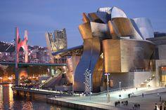 Guggenheim, Bilbao (Basque country)