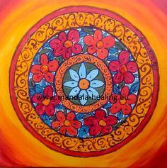 Możesz również zamówić swoją mandalę www.mandala-healing.eu