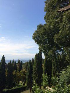Villa Cortine, Lago di Garda, Italy