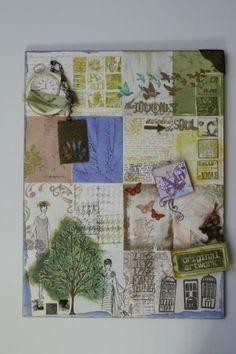 Stampbord art