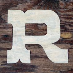 Letter R by Leo Reynolds Vintage Lettering, Lettering Design, Hand Lettering, Alphabet Fotografie, Calico Ghost Town, Hooked On Phonics, Alphabet Photography, Light Letters, Alphabet Art