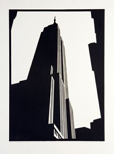 Paul Catherall is a London born printmaker and illustrator, exhibiting his bold linocuts of architectural landmarks at a solo exhibition at For Arts Sake Linocut Prints, Poster Prints, Art Alevel, Building Drawing, Linoprint, Graphic Artwork, Illustrations And Posters, Urban Landscape, Urban Art