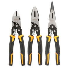 DEWALT Compound Pliers (3-Pack)-DWHT70485 - The Home Depot