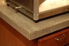 """Making Concrete Bar Tops - Best """"How-to"""" I've found yet.  Very informative."""