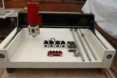 DIY CNC Router Plans