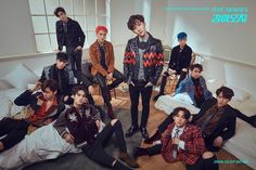 PENTAGON 2ND MINI ALBUM  [FIVE SENSES] CONCEPT IMAGE 2 #PENTAGON #펜타곤