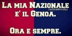 Genoa Cfc, Cricket, Football, Club, Red, Soccer, Futbol, American Football