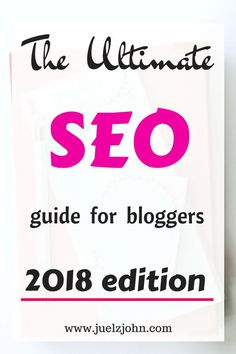 Want to master SEO and boost your traffic and income? Try out this free SEO guide and increase your traffic organically#seotips#pictureoptimization#seotipsforbeginners#seotips2018#seotipsforbloggers#