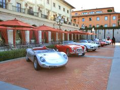 old cars to rent in Italy for weddings tours and incentives