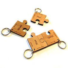 Family - Key Rings