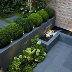 Jardines de estilo moderno de Paul Marie Creation