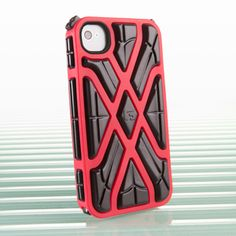 G-Form Red X-Protect iPhone case $29.99