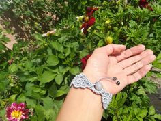 Chętnie udostępniam najnowszy produkt dodany do mojego sklepu #etsy: Macrame bracelet, Bracelet, beads,Crystals, Stones #jewelry #bracelet #kobiety #kamienieszlachetne #jewellery #bohojewerlly #macramejewerlly #giftideas #bracelets #macramebracelet https://etsy.me/2NuGN6P