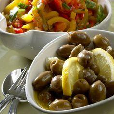 Marinoidut oliivit, resepti – Ruoka.fi