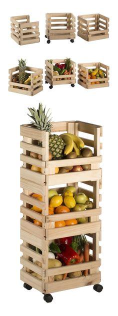 House Plants Decor, Plant Decor, Palette Furniture, Fruit Shop, Retail Store Design, Wine Rack, Wood Crafts, Wood Projects, Woodworking