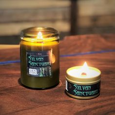 Soy Candles, Candle Jars, Geek Gifts, Wicked, Adventure, Wood, Woodwind Instrument, Timber Wood, Adventure Movies