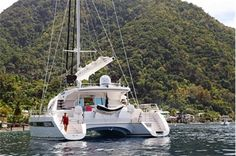 Do you dream about sailing around the world? Dream no longer! Here's an opportunity aboard a 61 ft. Yachts, Dreaming Of You, Opportunity, Sailing, Around The Worlds, Boat, Island, Adventure, Luxury