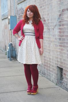 News flash Pinterest: I am not a size 2... And that's okay. <3