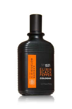 Black Pepper Men's Cologne - C.O. Bigelow - Bath & Body Works - want to try you.