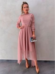Women S Fashion Leotard Body Top Info: 2421620709 Modest Dresses, Pretty Dresses, Beautiful Dresses, Modest Fashion, Hijab Fashion, Fashion Dresses, Race Day Outfits, Look Star, Long Skirt Outfits