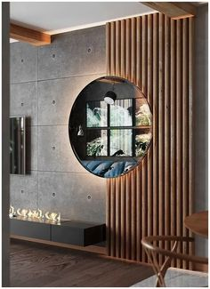 Fall in Love With This Industrial Loft Design! – Fall in Love With This Industrial Loft Design! – Fall in Love With This Industrial Loft Design! – Fall in Love With This Industrial Loft Design! Tv Wall Design, Loft Design, House Design, Design Design, Foyer Design, Glass Wall Design, Office Wall Design, Feature Wall Design, Home Interior Design