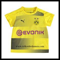 484b2babd13a2 Discount Fußballtrikots BVB Borussia Dortmund Kinder Heim Trikotsatz 2017- 2018 shop