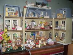 Sylvanian Families: this house is a dream!