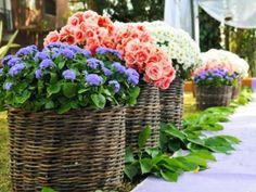 A estação mais colorida do ano serve de inspiração para enfeites de mesa, arranjos e pequenos detalhes que fazem diferença no ambiente