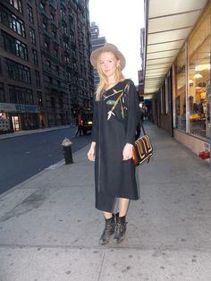 Streetstyle in New York • Photo: Alina Spiegel