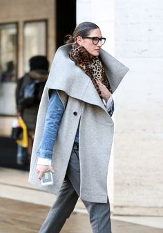 100+ beautiful street style looks from a freezing NYC winter