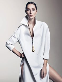 osephine Le Tutour by Sharif Hamza for Vogue China May 2015