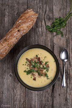 Soup Recipes, Diet Recipes, Vegan Recipes, Cooking Recipes, Food Porn, Cheeseburger Soup, Soup Crocks, Party Finger Foods, Vegan Vegetarian