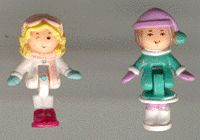 Polly Pocket Ski Lodge