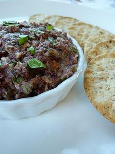 Artichoke Hummus Dip with Hazelnuts & Garbanzo Beans | Recipe | Hummus ...